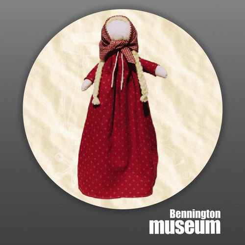 Historic Folk Toys: Craft, 'Miss Poppet Doll Kit'