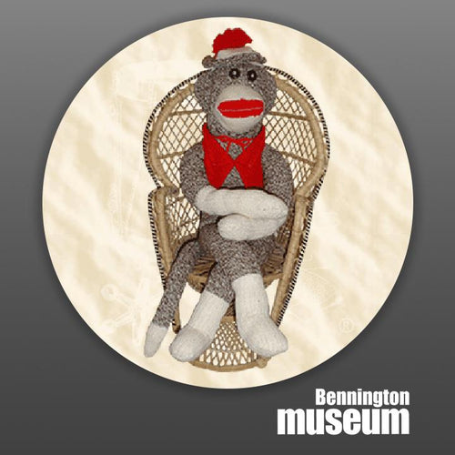 Historic Folk Toys: Craft, 'My. Sock Monkey'