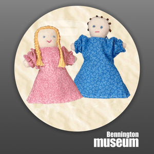 Historic Folk Toys: Craft, 'Pocket Folk Doll Kit'