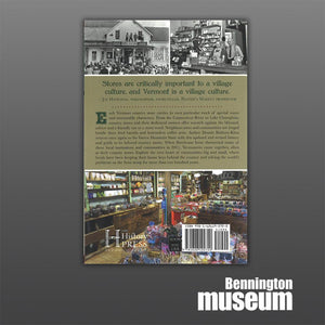 History Press: Book, 'Country Stores of Vermont: A History and Guide'