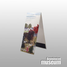 Grandma Moses: Magnetic Bookmark, 'Autumn'