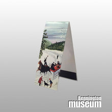 Grandma Moses: Magnetic Bookmark, 'Joy Ride'