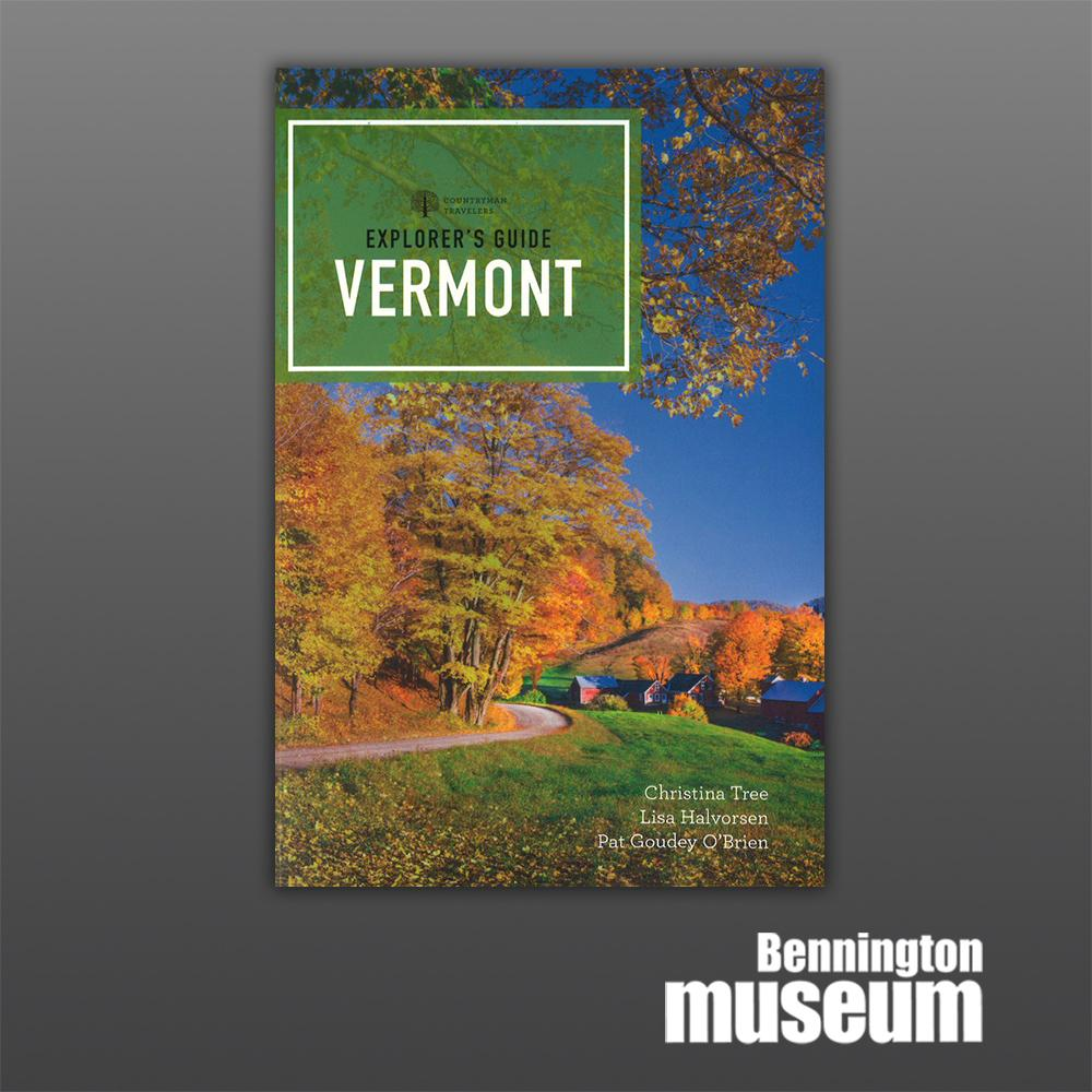 Countryman: Book, 'Explorer's Guide: Vermont'