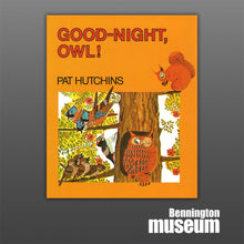 Museum Trail Tale: Book, 'Good Night Owl'