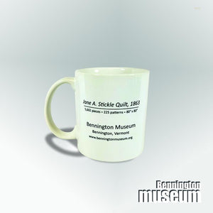 Jane Stickle: Mug