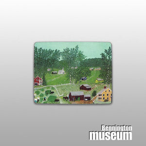 Grandma Moses: Magnet, 'Haying Time'