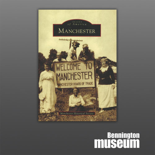 History Press: Book, 'Images of America: Manchester'