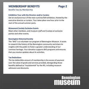 Support Us: Membership, 'Contributing'