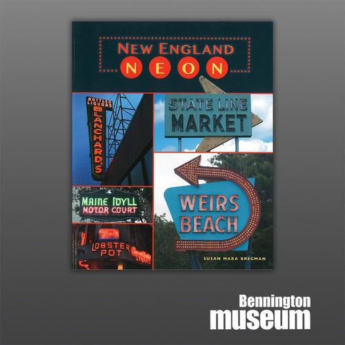 History Press: Book, 'New England Neon'