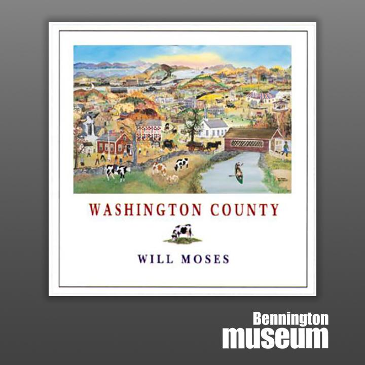 Will Moses: Poster, 'Washington County'