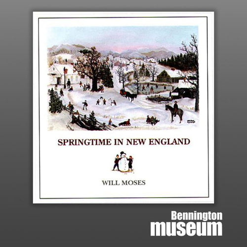 Will Moses: Poster, 'Springtime in New England'