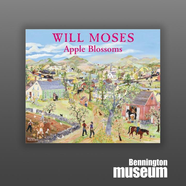 Will Moses: Puzzle, 'Apple Blossoms'