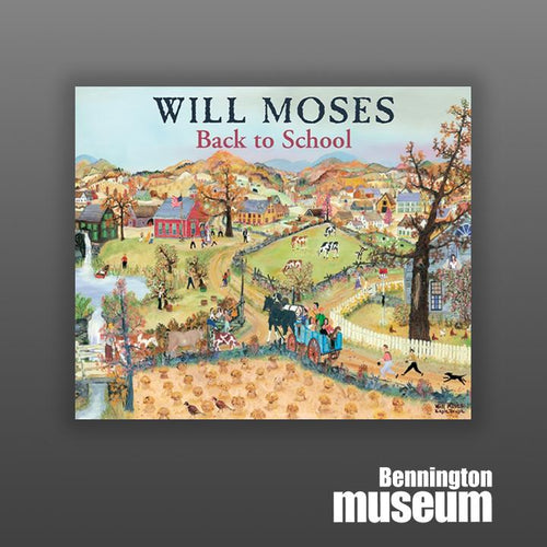 Will Moses: Puzzle, 'Back to School'