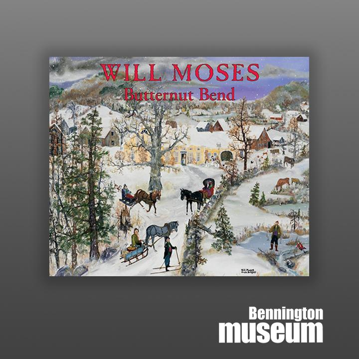 Will Moses: Puzzle, 'Butternut Bend'