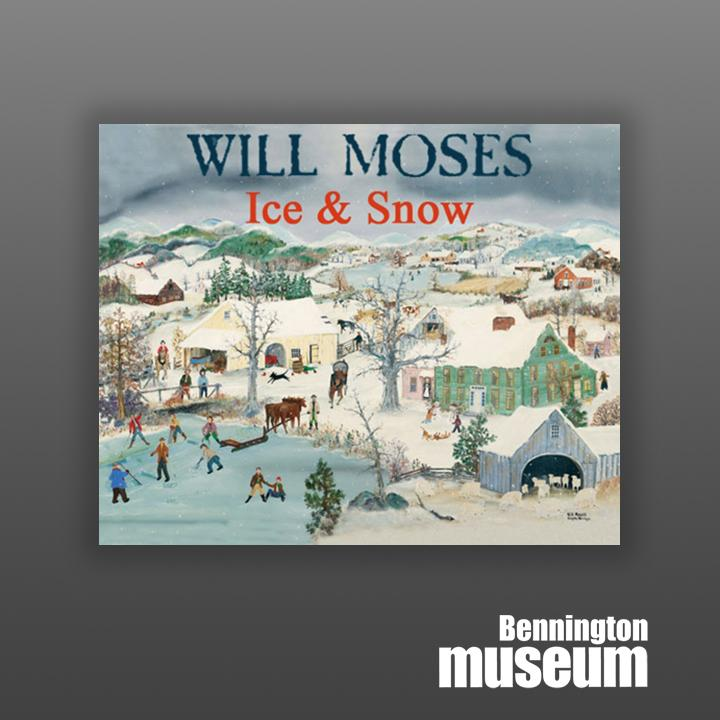 Will Moses: Puzzle, 'Ice and Snow'