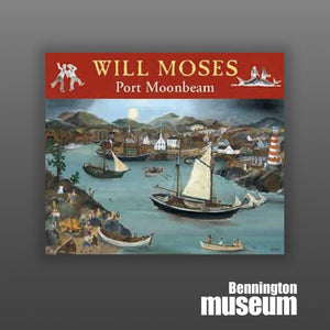 Will Moses: Puzzle, 'Port Moonbean'