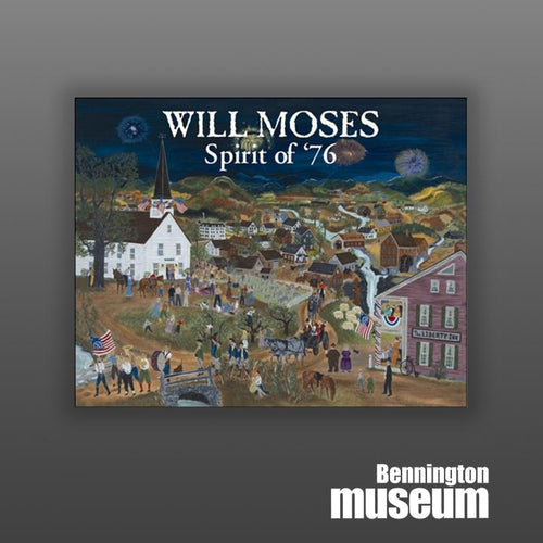 Will Moses: Puzzle, 'Spirit of 76'