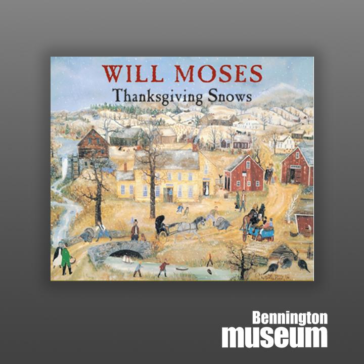 Will Moses: Puzzle, 'Thanksgiving Snows'