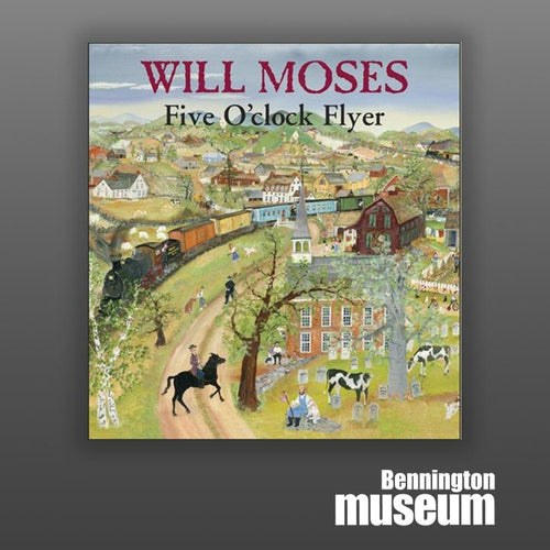 Will Moses: Puzzle, 'Five O'Clock Flyer'