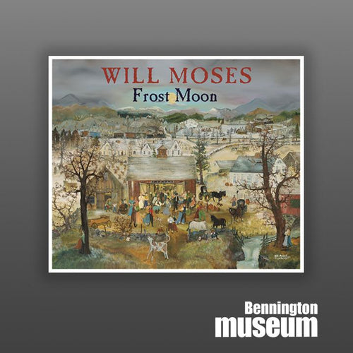 Will Moses: Puzzle, 'Frost Moon'