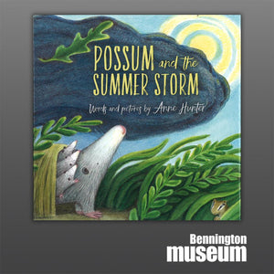 Museum Trail Tale: Book, 'Possum and the Summer Storm'