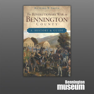 History Press: Book, 'Revolutionary War in Bennington County'