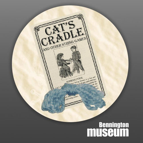 Historic Folk Toys: Games, 'Cat's Cradle and Other String Games'