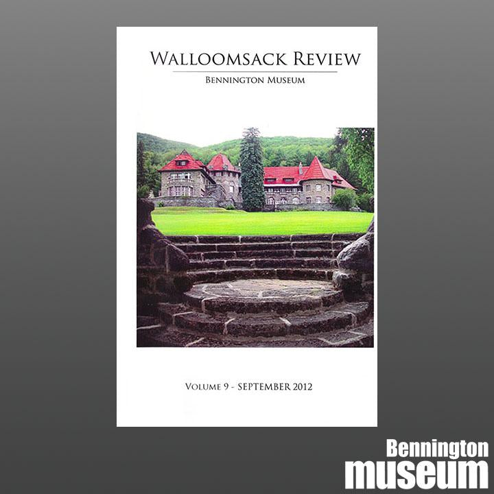 Museum Publication: Walloomsack Review, 'Volume 09'