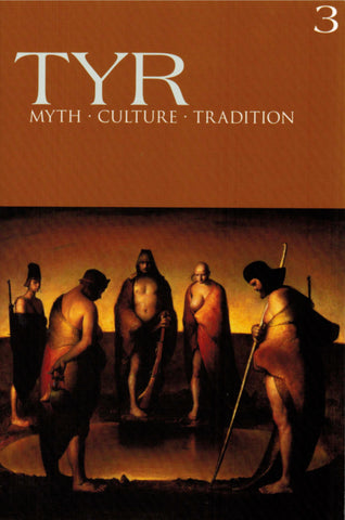 TYR: Myth, Culture, Tradition Vol. 3