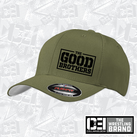 Good Brothers Olive Green Flex Fit