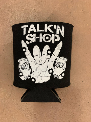 Talk'n Shop Koozie