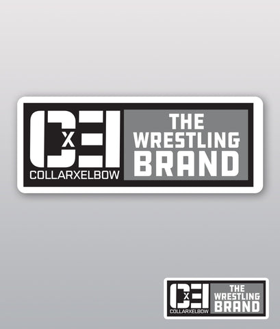COLLARxELBOW - Sticker