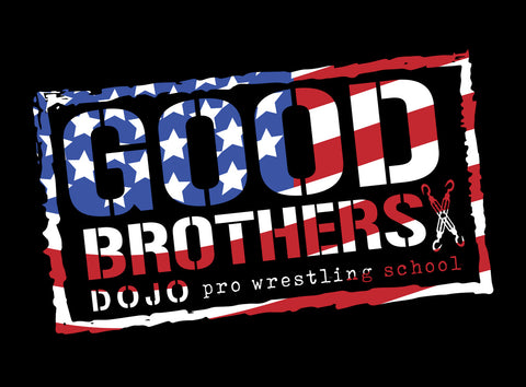 GB Dojo Red, White and Blue