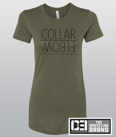 Ladies Mirror Tee
