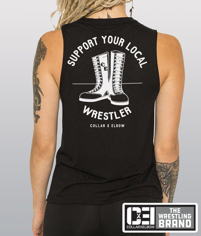 Support - Ladies Tank