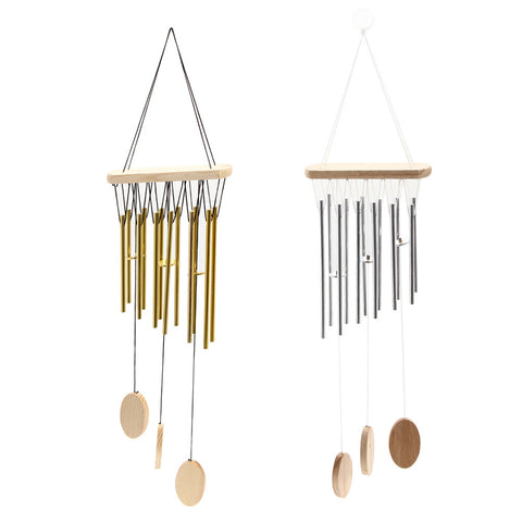 Musical Mascot Copper Wind Chimes