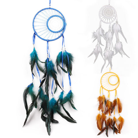 "Dream Catcher ""White Feather"""