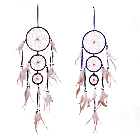 """Feathers"" Dream Catcher"