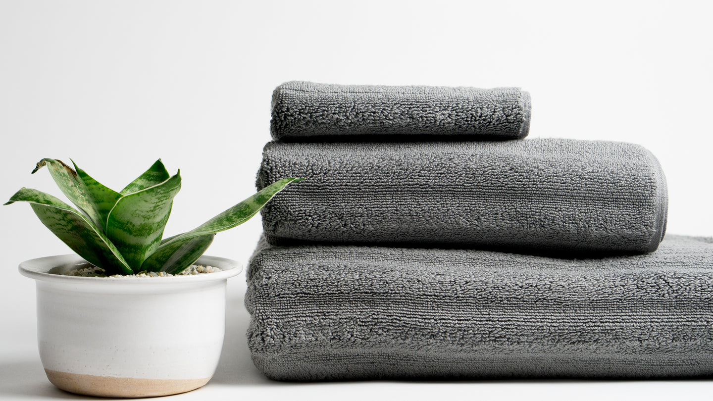 Nutrl Antimicrobial Bath Towels