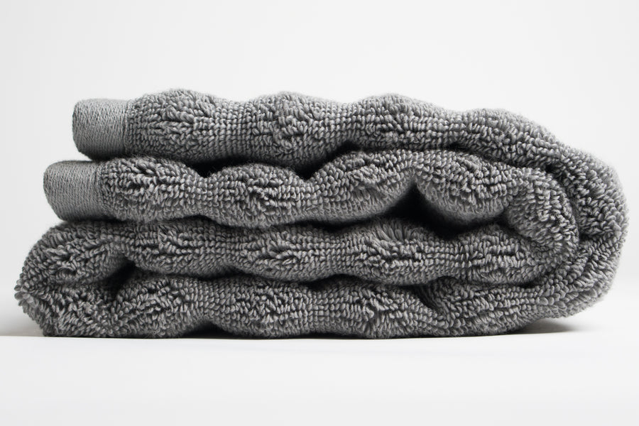 Grey Nutrl Hand Towel