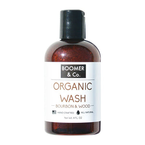Bourbon & Sandalwood Body Wash