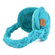 Sound Huggle Bluetooth Earmuff Headphones - Turquoise