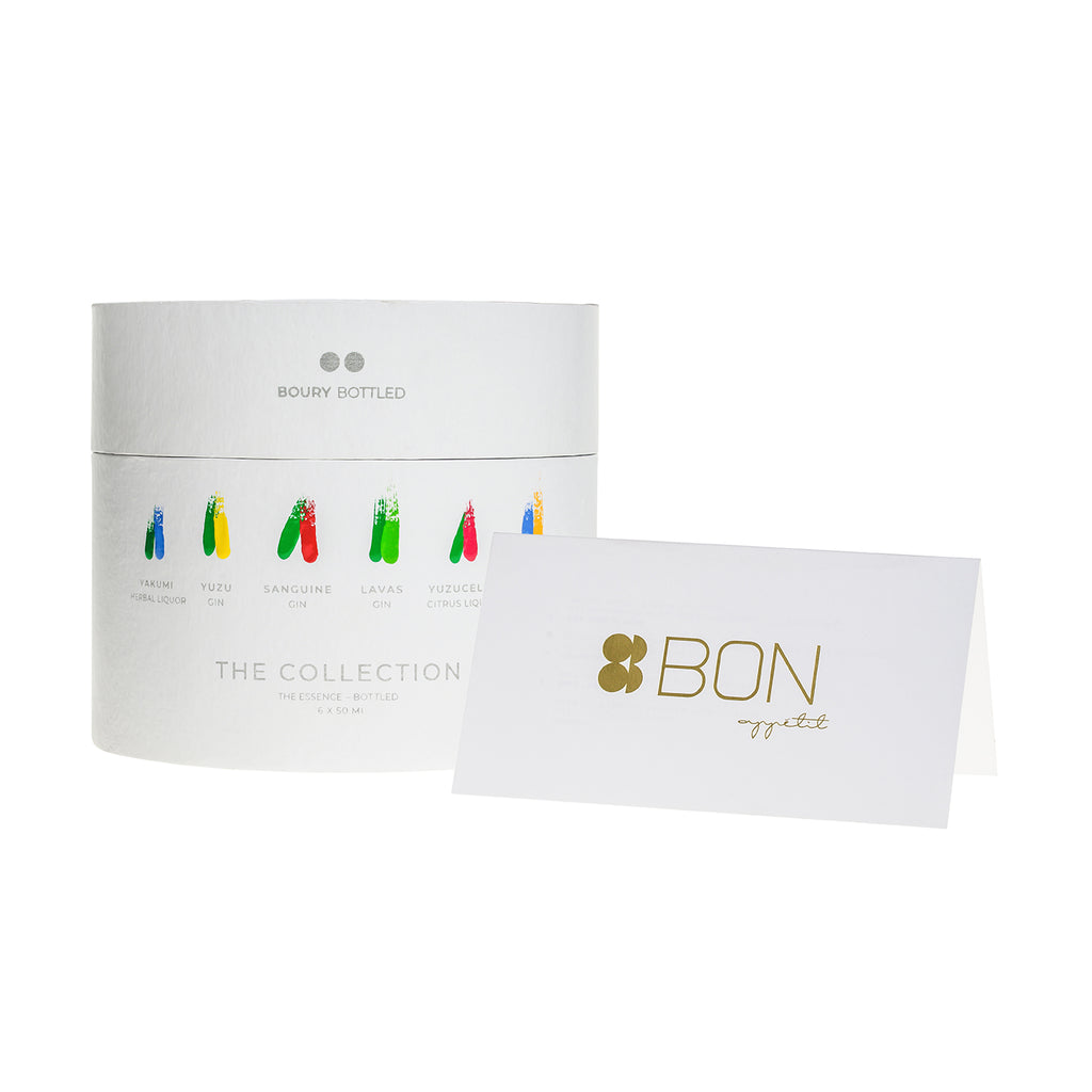 THE COLLECTION MET CADEAUBON 'BOURY'