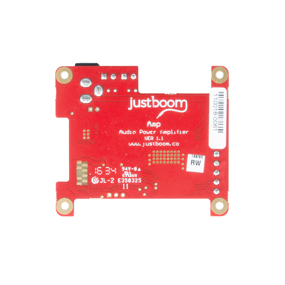 JustBoom Amp