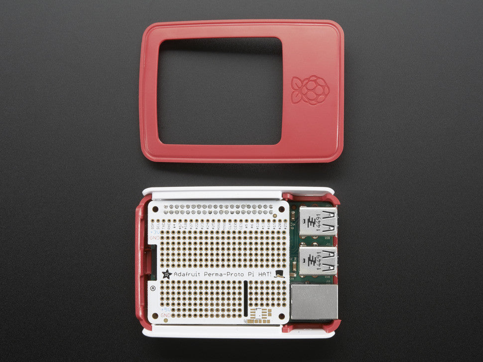 Official RasPi Case Top