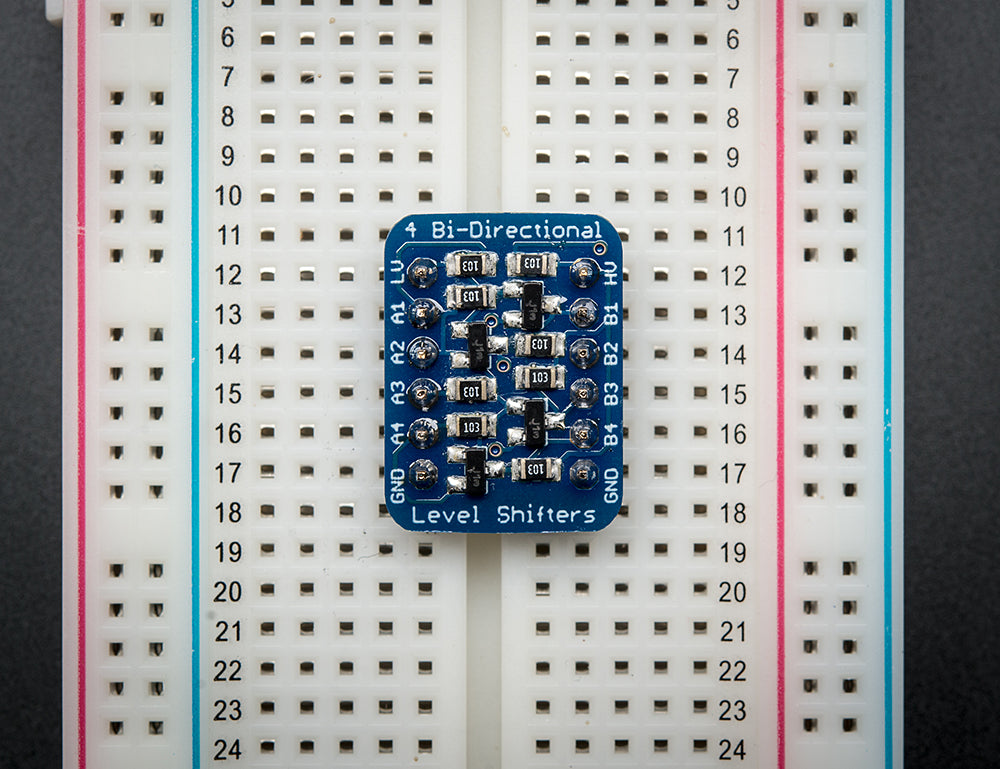 Adafruit 4 Channel Logic Level Converter