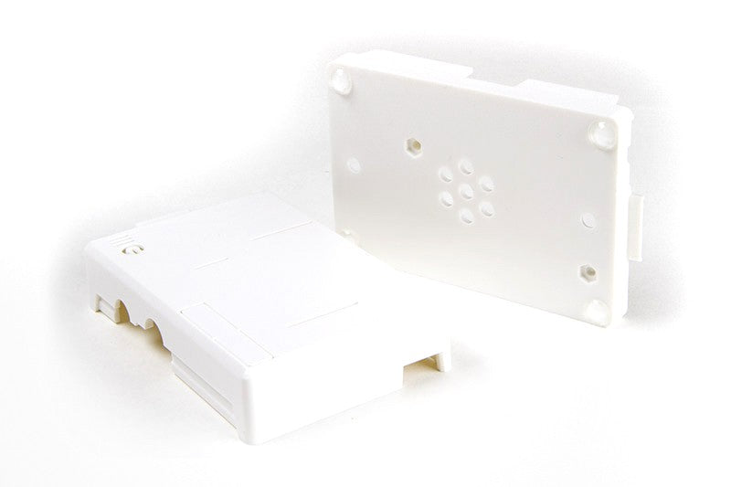 Ice White Raspberry Pi Case 1