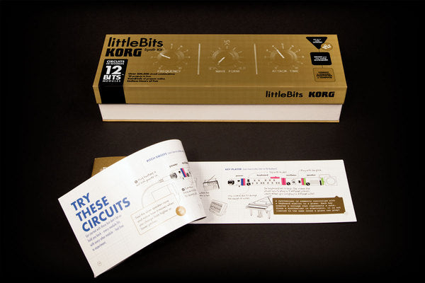 littleBits Synth Kit w/Manual