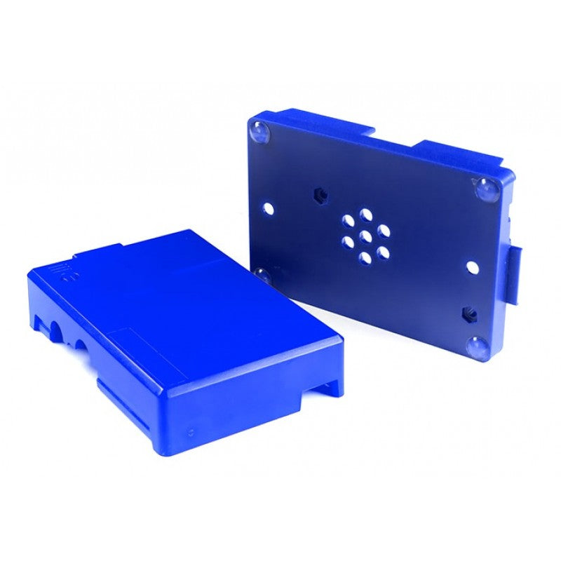 Electric Blue Raspberry Pi Case