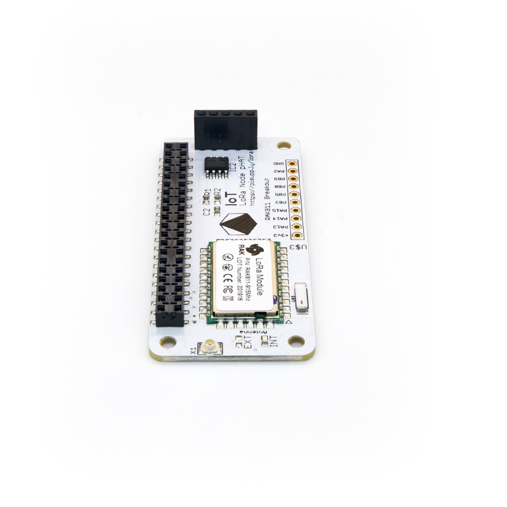IoT LoRa Node pHAT for Raspberry Pi (Multi Frequency)